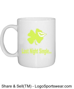 Last Night Single Mug Design Zoom
